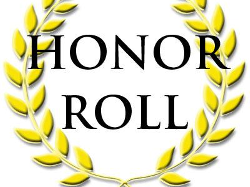 FOURTH QUARTER HONOR ROLL-PRINCIPAL'S LIST - P TO Z