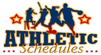 CROSS COUNTRY, VOLLEYBALL, FOOTBALL, TENNIS SCHEDULES