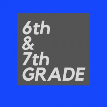 6th & 7th GRADE SCHEDULE FOR END OF YEAR