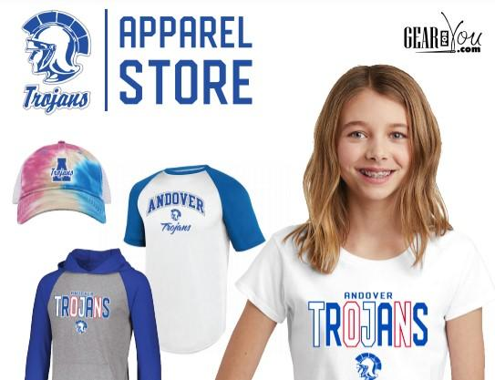 AMS Spirit Wear Store
