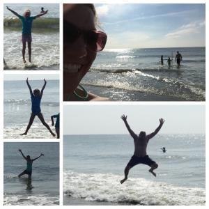 We LOVE the beach!
