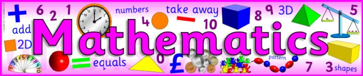 Math Banner