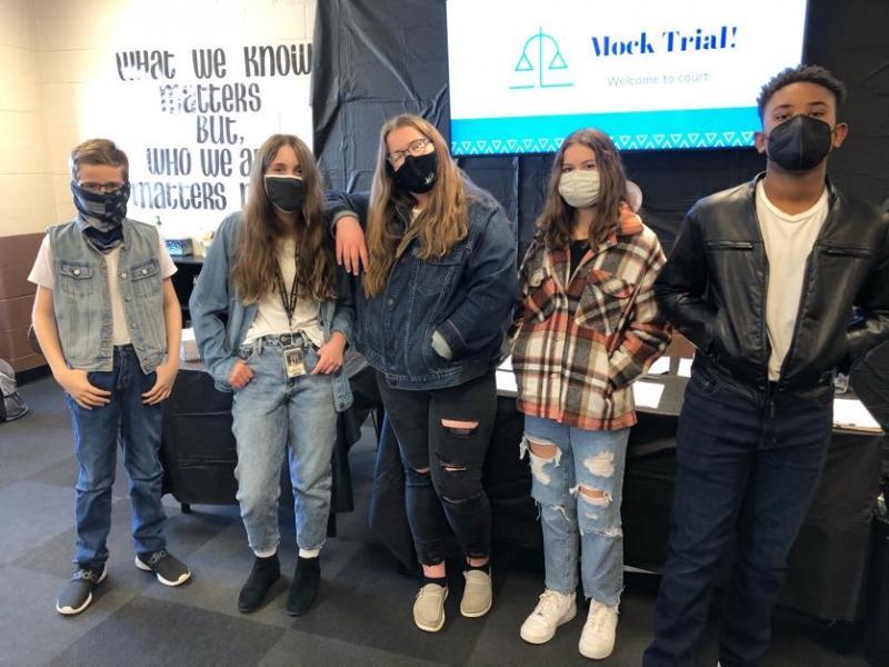 7th Grade Mock Trial