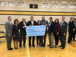 Congratulation Ms. Bowden for Receiving the 2019-2020 Milken Educator Award!!!