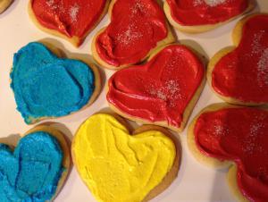 Student Creation-- Valentine's Day