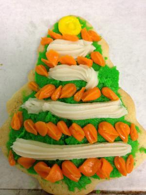Student Creation-- Christmas Tree