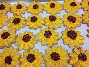 Student Creation-- Sunflowers