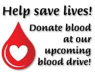 Thumbnail Image for Article Student Council is sponsoring the Spring Blood Drive!