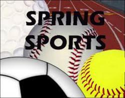 KSHSAA information concerning Spring Sports