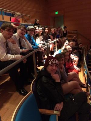 2016 Choir Trip