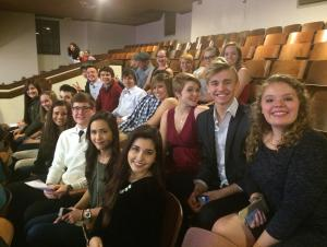 Chamber Chorale at