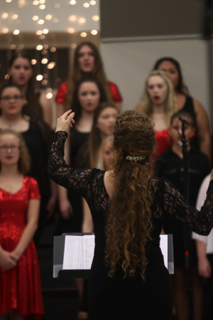 ACHS Holiday Concert 2015