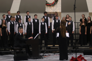 ACHS Holiday Concert 2016