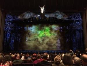 Wicked Nation Broadway Tour Field Trip 2016