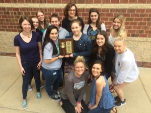 KSHSAA Women's Ensemble Superior Ratings 2017
