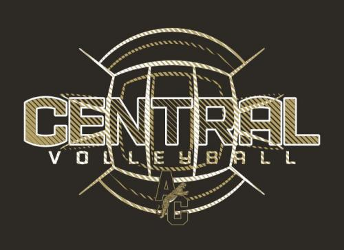 Jaguar Volleyball Logo