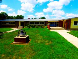 Landscape View facing LeRoy Elementary School