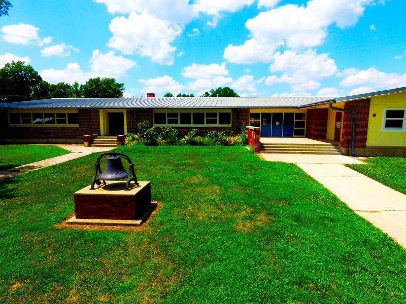 Landscape View facing LeRoy Elementary School PK-K