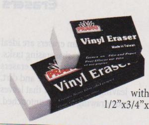 Picture of productPrang Vinyl Earsers 12/BX That Cost 1.84