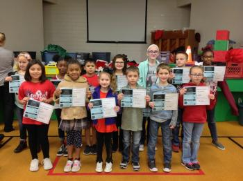 November Learners of the Month