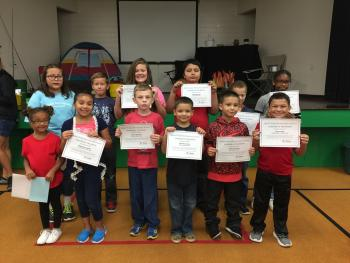 August, 2017 Learners of the Month