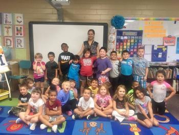 Mrs. McGouran's Kindergarten Class
