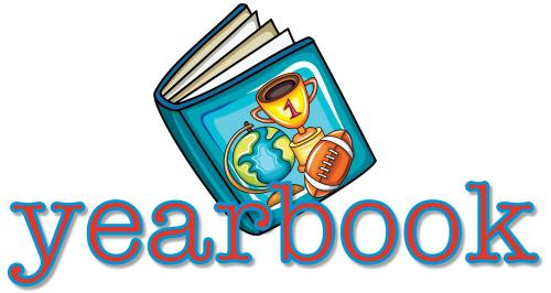 image of a yearbook with the word