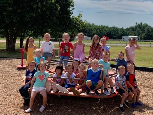 2021-2022 Kindergarten
