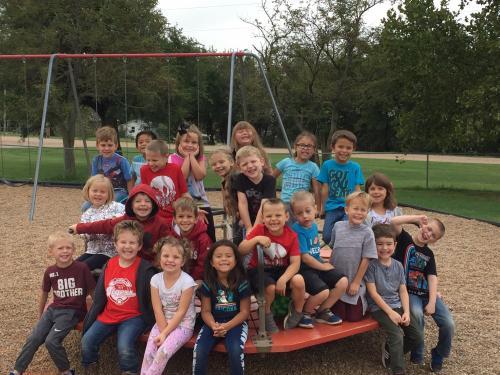 2019-2020 Kindergarten Class