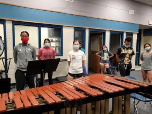 Blue Tiger Band