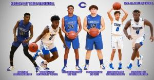 16AA All-District Honors