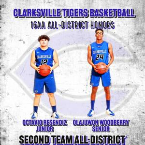 16AA Second Team All District