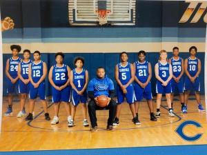 2020-2021 Junior High Tigers