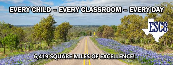 6,419 Square Miles of Excellence!