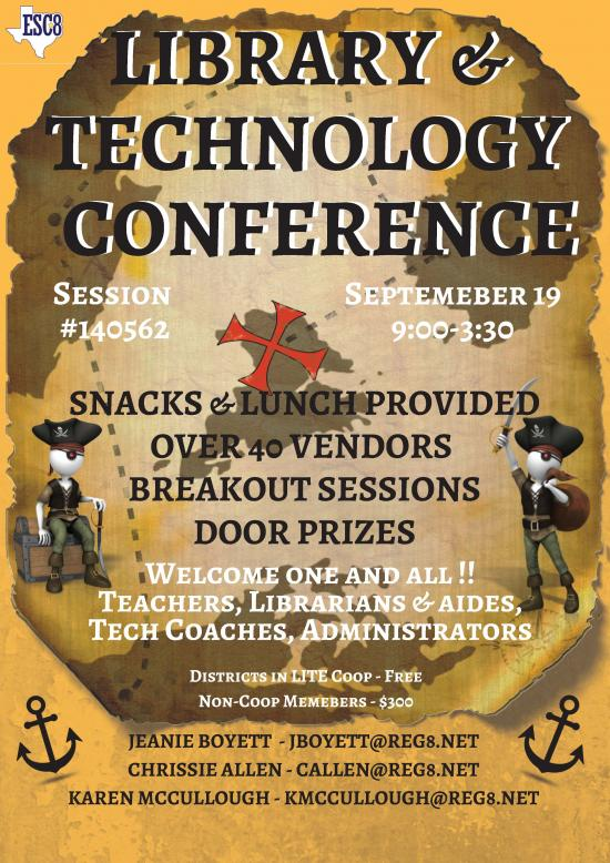 Library & Technology Conference