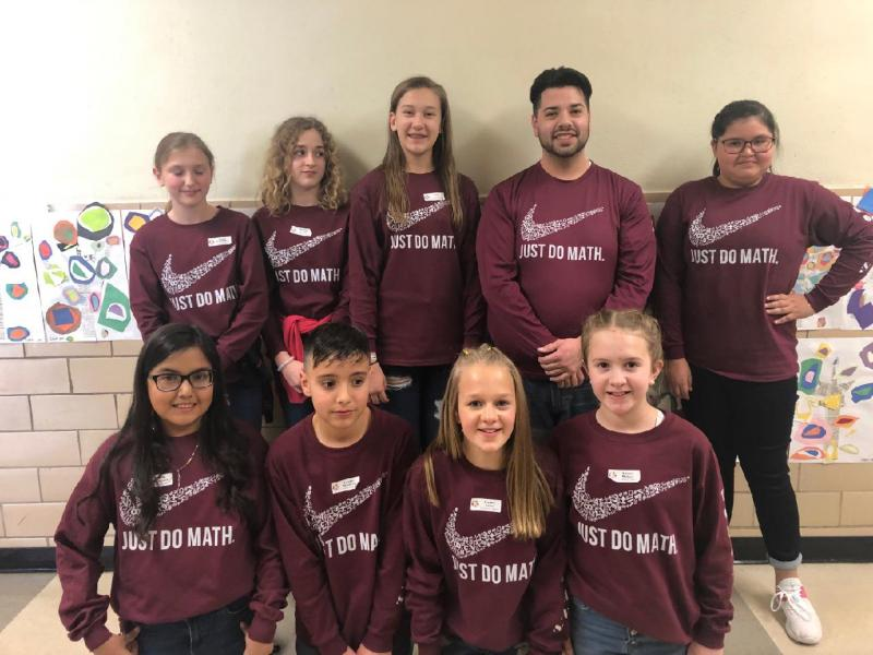 2020 Math Competition – Full Results