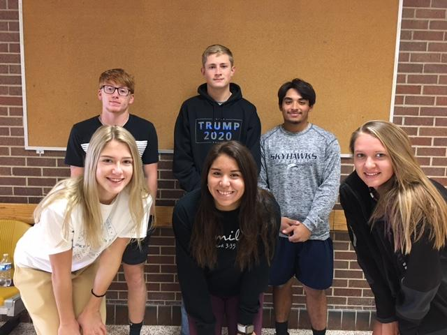 2020 All League Football and Volleyball