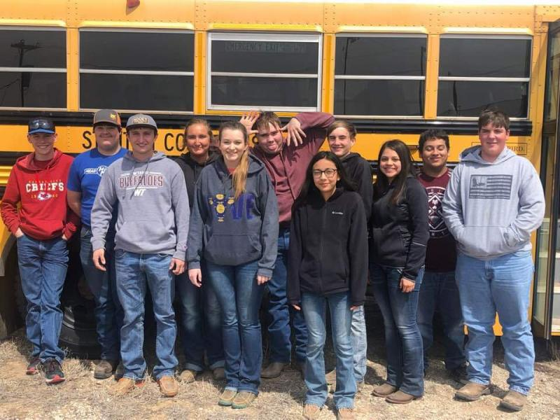 SW District FFA Livestock and Entomology CDEs