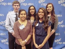 "FBLA ""Be your own brand"""