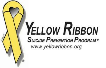 Yellow Ribbon Suicide Prevention