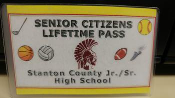 Senior Citizen Pass