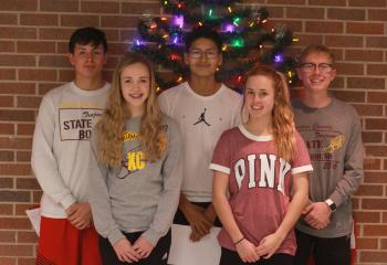 Cross Country Post Season Award Winners
