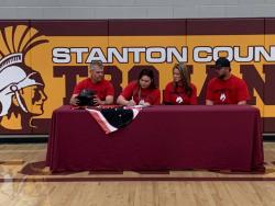 Armstrong signs with Northwest Kansas Technical College