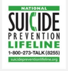 An Image showing National Suicide Prevention Lifeline