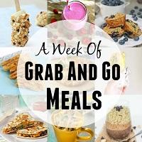 Grab and Go Meal Deliveries