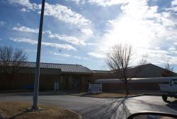 Landscape View facing Checotah Intermediate School