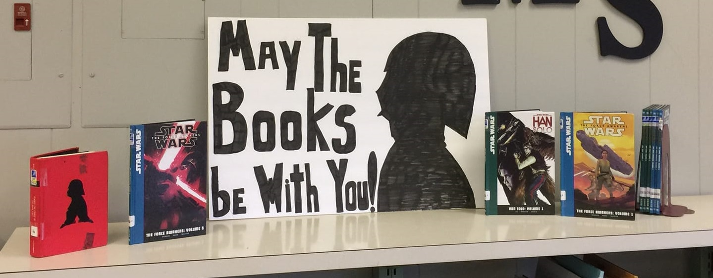 May the books be with you! Star Wars Books