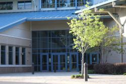 Landscape View facing Bismarck High School