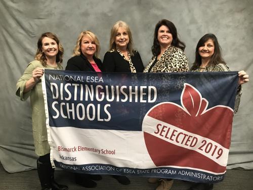 BES Distinguished Schools Award