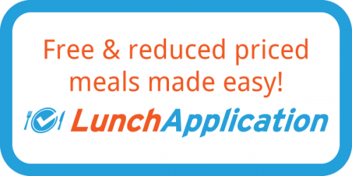 lunch application button